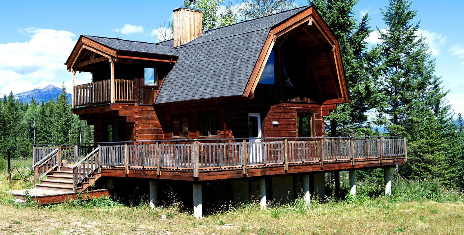 cabin rentals in british columbia canada